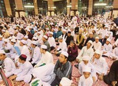 Sự kiện tôn giáo ở Malaysia thành điểm nóng COVID-19 thế nào?