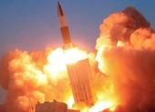 Nhật Bản: Triều Tiên phóng tên lửa đạn đạo