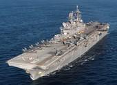 Mỹ điều 2 tàu chiến ra biển Đông, nghi gần nơi tàu Hải Dương 8