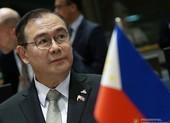 Biển Đông: Philippines gửi 2 công hàm phản đối Trung Quốc