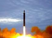 Triều Tiên thử nhiều vật thể nghi tên lửa hành trình chống hạm