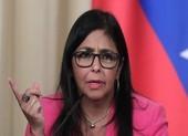 Phó Tổng thống Venezuela lên tiếng vụ đột kích lật ông Maduro