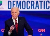 Áp lực từ Dân chủ, ông Biden sẽ trả lời về cáo buộc tình dục