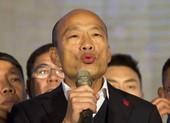 Hơn 900.000 người dân bỏ phiếu bãi nhiệm thị trưởng ở Đài Loan