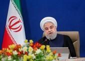 Ông Rouhani mong Nga-Trung phản đối Mỹ kéo dài trừng phạt Iran