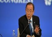 Ông Ban Ki-moon lên tiếng về Triều Tiên và ông Trump