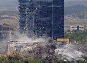 Triều Tiên công bố ảnh cho nổ văn phòng liên lạc liên Triều