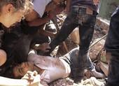 Động đất Mexico: Sập trường chôn vùi nhiều trẻ em
