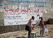 Nguy cơ châu Phi bị 'quá tải' khi đại dịch COVID-19 lan rộng