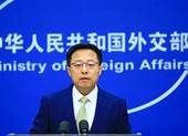 Trung Quốc hạn chế thị thực người Mỹ 'hành xử tệ' về Hong Kong