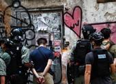 Đã có người đầu tiên bị truy tố tội danh khủng bố ở Hong Kong