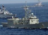 Hải quân Mỹ và Ấn Độ diễn tập, cảnh báo Trung Quốc