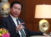Đài Loan lo bị Bắc Kinh 'thu hồi' sau khi áp luật ở Hong Kong