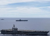 Cảnh cáo Mỹ, Trung Quốc diễn tập bắn đạn thật ở Biển Đông