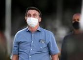 Tổng thống Bolsonaro khỏi COVID-19, nhưng Brazil thêm u ám