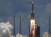 Trung Quốc phóng tàu thăm dò đầu tiên lên sao Hỏa