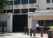Trung Quốc chính thức tiếp quản lãnh sự quán Mỹ ở Thành Đô