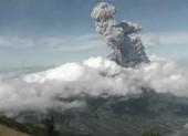 Indonesia: Núi lửa Merapi phun trào, tung khói bụi cao 6.000 m