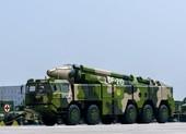 Mỹ, Nhật lên tiếng vụ Trung Quốc phóng tên lửa trên Biển Đông