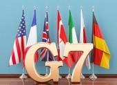 Các bộ trưởng nhóm G7 lên án vụ đầu độc ông Navalny
