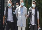 Nghi vi phạm luật an ninh, trùm truyền thông Hong Kong bị bắt