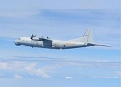 Máy bay chống ngầm Trung Quốc xuất hiện ngoài khơi Đài Loan