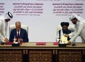 Mỹ, Taliban đàm phán về tiến trình hòa bình ở Afghanistan