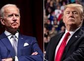 Tranh luận bầu cử Mỹ: Ông Biden tự tin, ông Trump thận trọng