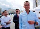 Điện Kremlin lên tiếng chuyện ông Navalny định về Nga