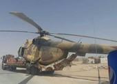 Quân đội Libya thu giữ trực thăng của phe ông Haftar