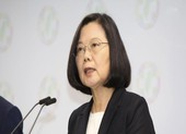 Bà Thái lên tiếng vụ Trung Quốc tập trận liên tục gần Đài Loan