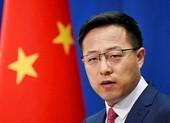 Trung Quốc: Mỹ phải hủy kế hoạch bán vũ khí cho Đài Loan ngay