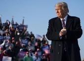 Ông Trump: Mỹ có siêu tên lửa khiến Nga-Trung phải ghen tị