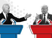Trực tiếp bầu cử Mỹ: 2 thị trấn đầu tiên có kết quả