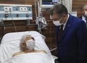 Động đất TNK: Cứu được cụ ông 70 tuổi sau 36 giờ bị chôn vùi