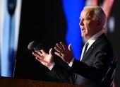 Trực tiếp bầu cử Mỹ: Ông Biden phát biểu hãy cho nhau cơ hội