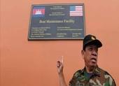 Campuchia bác đồn đoán phá dỡ căn cứ quân sự Mỹ vì Trung Quốc