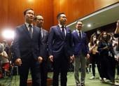 Hàng loạt nghị sĩ đối lập Hong Kong tuyên bố từ chức