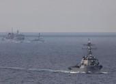 Lần đầu tiên sau 30 năm, tàu chiến Mỹ đi vào vùng biển bắc Nga