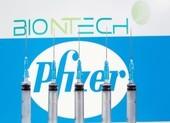 Sẽ sớm phê duyệt và đưa vào sử dụng vaccine của Pfizer