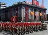 Chuyên gia: Triều Tiên vẫn huấn luyện duyệt binh giữa COVID-19