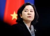 Trung Quốc từ chối xin lỗi Úc về tweet của ông Triệu Lập Kiên