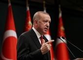 Ông Erdogan: Sẽ bàn về quan hệ Thổ Nhĩ Kỳ-Mỹ với ông Biden