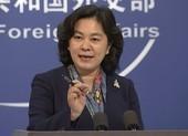 Trung Quốc 'phản pháo' các biện pháp trừng phạt mới của Mỹ