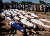 110 dân làng bị giết, trong đó hàng chục người bị chặt đầu