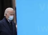 Ông Biden tiêm vaccine COVID-19 trước toàn dân để làm gương