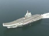 Đài Loan điều tàu, máy bay giám sát tàu sân bay Trung Quốc