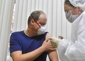 Nga bắt đầu triển khai tiêm vaccine hàng loạt ở thủ đô Moscow