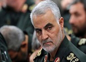 Iran cáo buộc thêm nhiều người Mỹ ám sát ông Soleimani