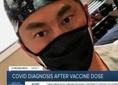 1 nam y tá Mỹ nhiễm COVID-19 sau khi tiêm vaccine hãng Pfizer